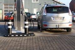 Standard helle - beskyt benzinstander
