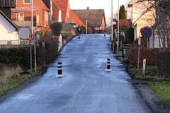 Helleblok - stejl vej