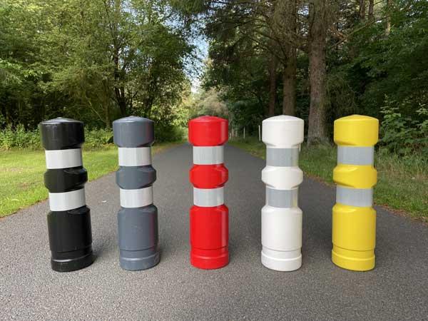 TDJ Pullert i forskellige farver
