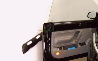TDJ Markeringsbjælke 100 cm - dørbeskyttelse