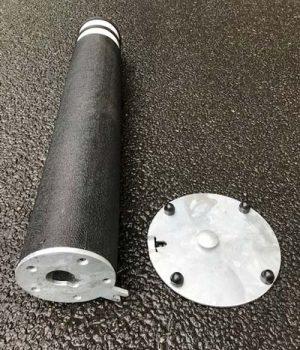 Aftagelig pullert - H90 cm
